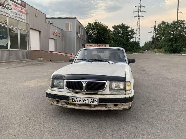 Газ 3110 Волга змз 406