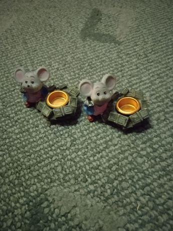 Подсвечник мышка