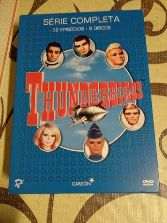Thunderbirds - Série completa 8 DVDs
