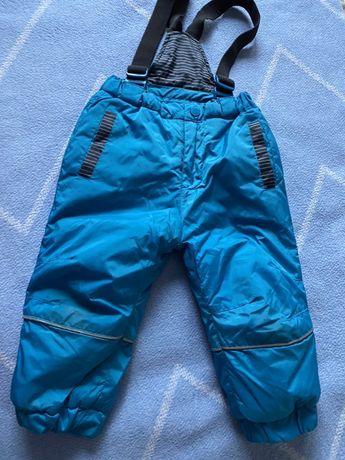 Spodnie narciarskie/ zimowe Coccodrillo r.80