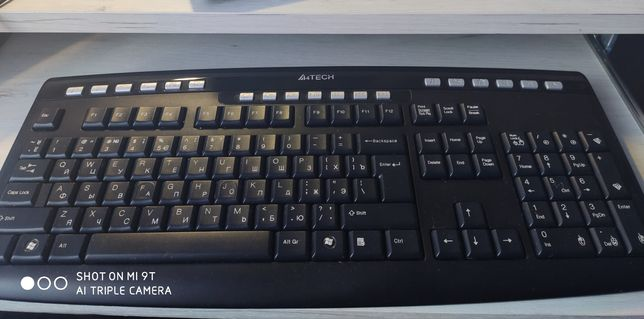 Продам клавиатуру безпроводную