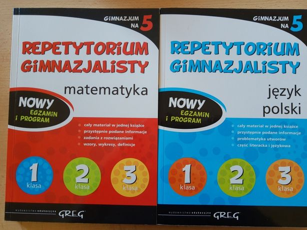 REPETYTORIUM gim/podstawówka