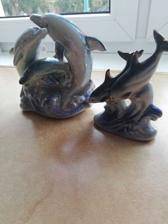 Delfinki rybki ozdoby