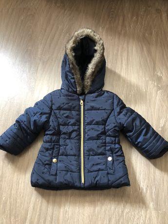 Куртка на девочку F&F