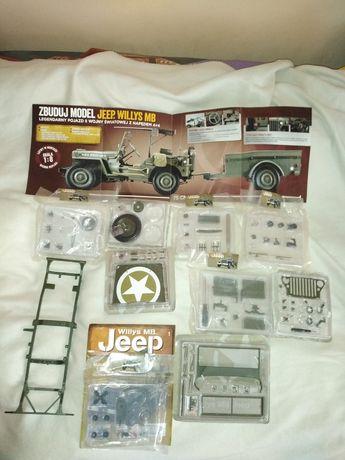 Jeep willys mb części