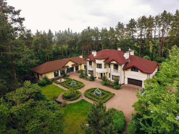 Продам шикарный дом-усадьбу 990м2 на участке 1,5 га в с. Плюты