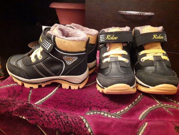 Нові черевички (розміри 23 і 25)