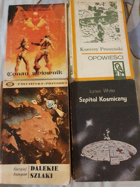 Książki całość 5 zł