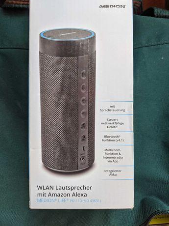 Głośnik Bluetooth Medion Amazon Alexa P61110 (MD 43631) WiFi