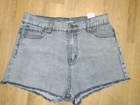 шорты джинсовые котоновые , состояние новых,  одевались пару раз .