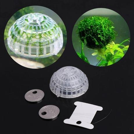 2020 Новый аквариум поплавок мох шар фильтр Декор аквариум