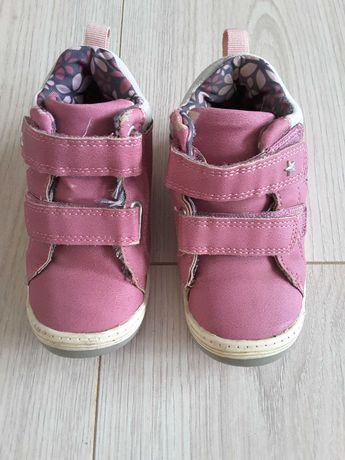 Buty dziewczęce r.24, dł.wkladki wew.15cm
