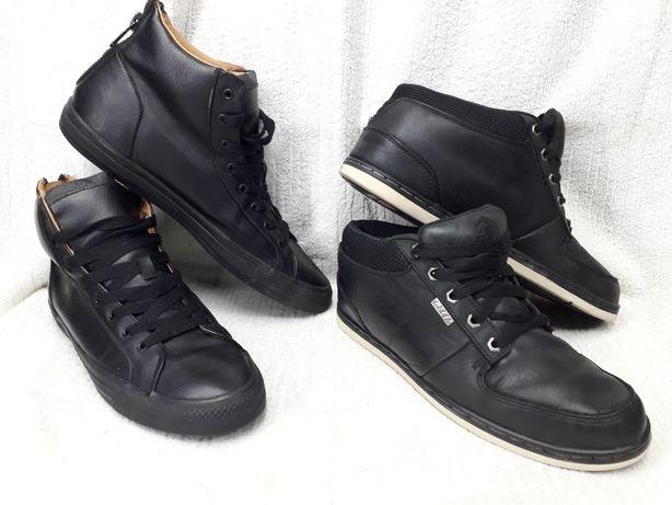 Ботинки, кроссовки кожа Bershka Men  44,43 размер.
