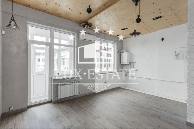 Продам двухуровневую 3-к. квартиру с ремонтом в стиле Loft, Центр.