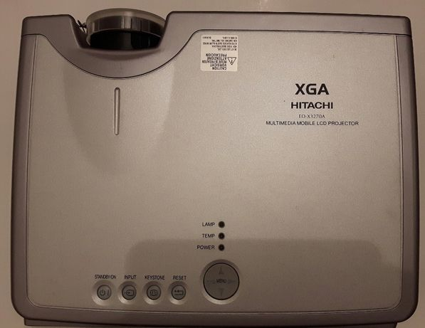 Projector HITACHI XGA ED-X3270A – Completo