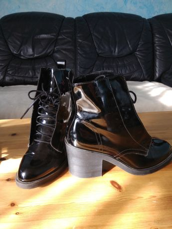 Демисезонные ботинки сапожки Mohito 36р