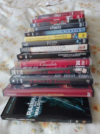 Dvd's diversos originais