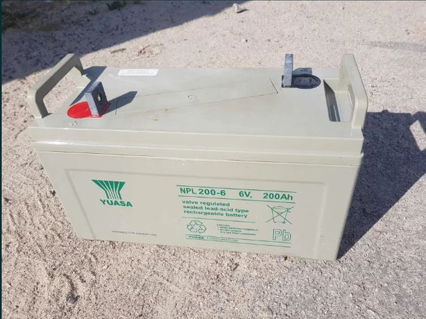 Аккумулятор AGM Yasa 6-200