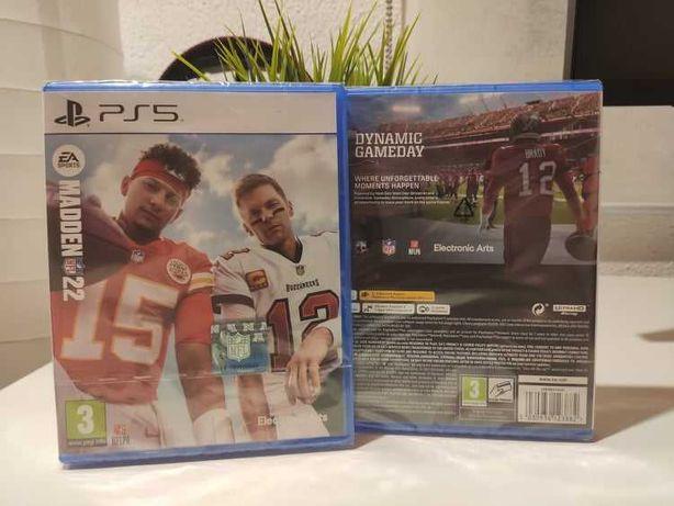 MADDEN 22 | PlayStation - PS4 ou PS5