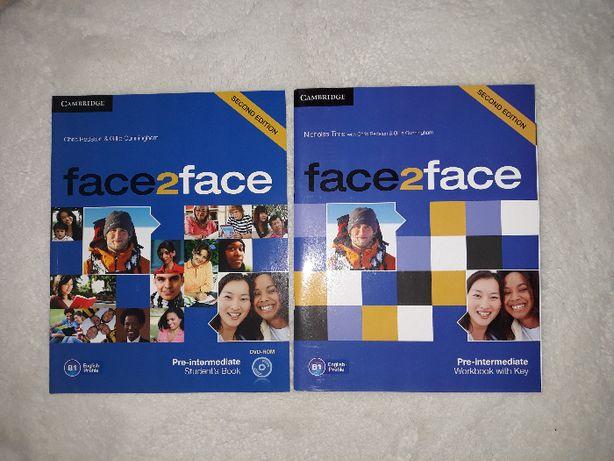 Face2face Cambridge B1 podręcznik i ćwiczenia