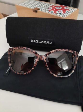 Oculos de sol Dolce & Gabanna
