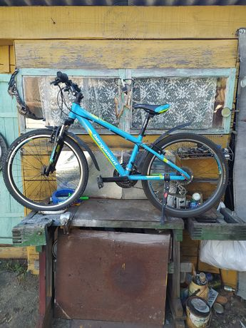 Продам детский подростковый велосипед BERGAMONT TEAM 24