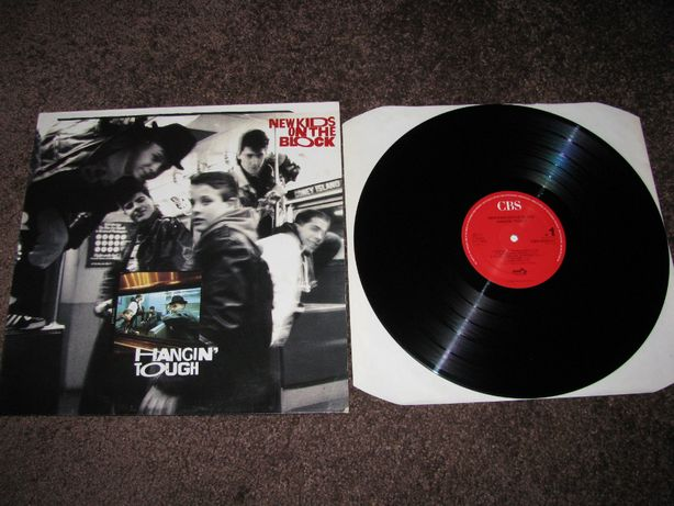 New Kids On The Block – Hangin' Tough, płyta winylowa