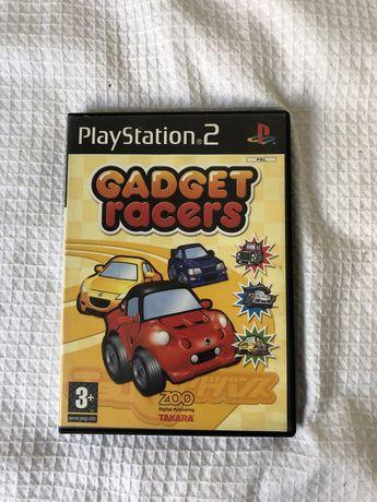 Jogo playstation 2 - Gadget Racers