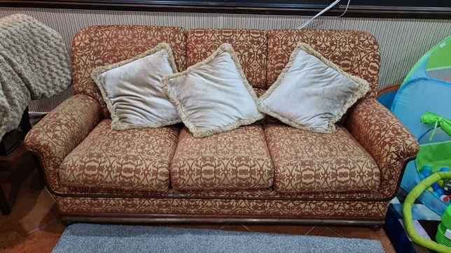 Sofá cama 1,85 com ou sem sofas individuais