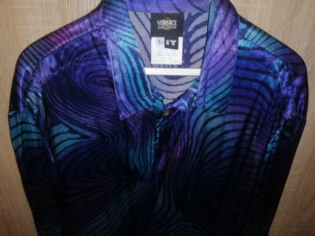Рубашка Versace. Оригинал. Не Gucci, Dolce, Zara