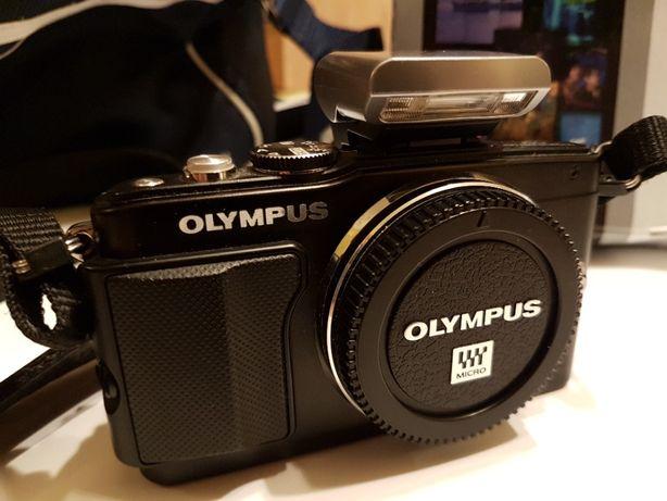 Aparat Olympus PEN E-PL5 czarny