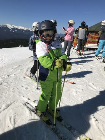 Костюм лыжный Glissade 134