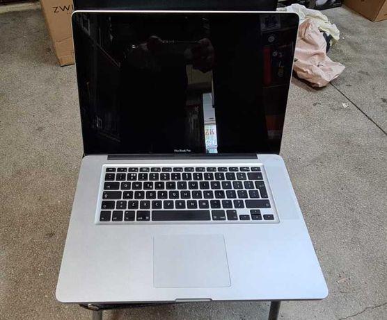 Macbook PRO 15 8GB 500GB SSD