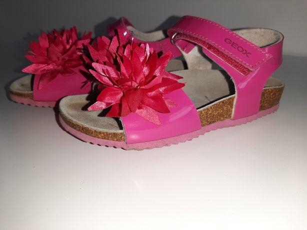 Geox sandały skórzane