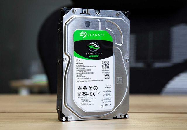 Жесткий диск Seagate BarraCuda HDD 2TB 7200rpm