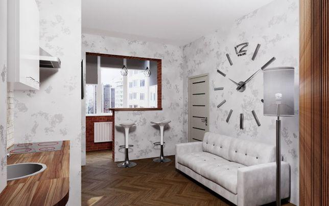 Продам 1к квартиру с ремонтом и мебелью в ЖК Одиссей. Супер цена