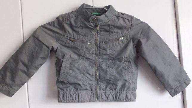 United color of benetton куртка ветровка Италия Оригинал р. 86 / 92 см