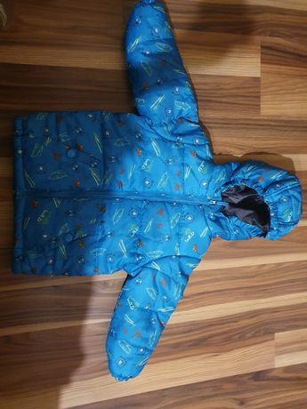 Nowa kurtka zimowa 92/98cm