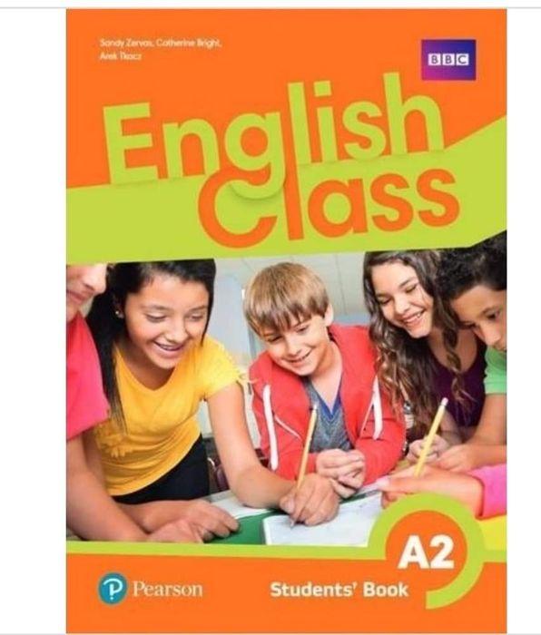 English Class A2, podręcznik do angielskiego A2, sprawdziany, testy Wrocław - image 1