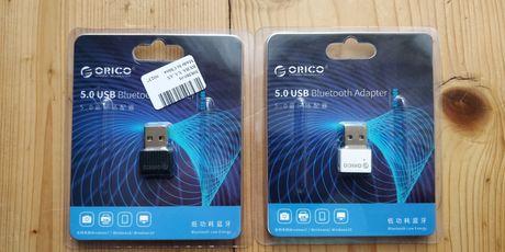 Adapter USB Bluetooth 5.0 ORICO BTA-508 - biały lub czarny