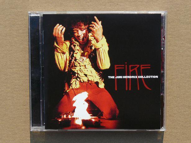cd Jimi Hendrix - Fire 2010 wyd.EU Compilation