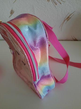 Plecak 2-3latka dla dziewczynki