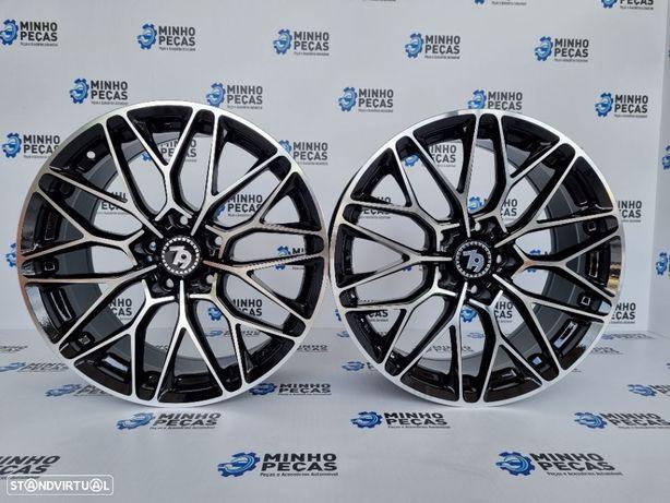 "Jantes Seventy9 (SV-P) em 18"" (5x120) BMW Black Polish"