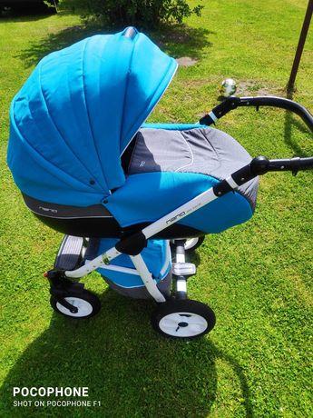 Sprzedam wózek dziecięcy Riko Nano 2w1