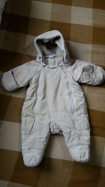 Продам детский теплый комбинезон HM