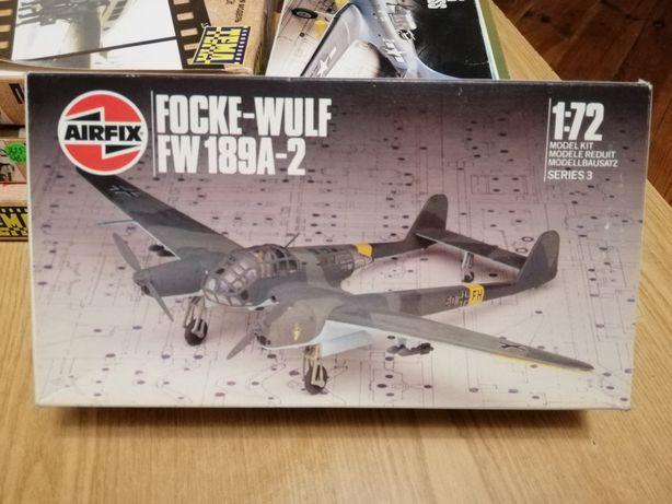 Focke-Wulf FW 189A-2 1:72 Airfix