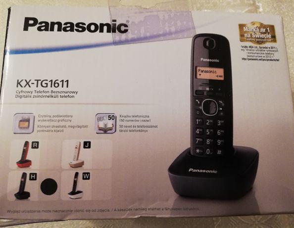 Nowy Telefon Panasonic KX-TG1611