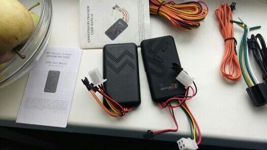 GPS трекер GT06 з блокировкой двигателя / GPS трекер GT002