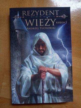 Książka Rezydent Wieży cz. 1 Andrzej Tuchorski