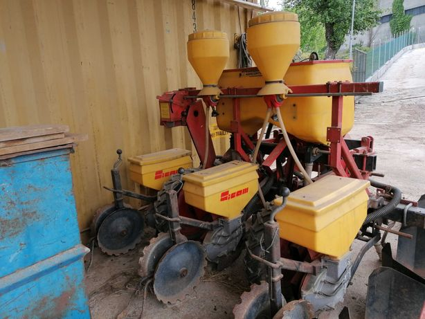 Semiador milho